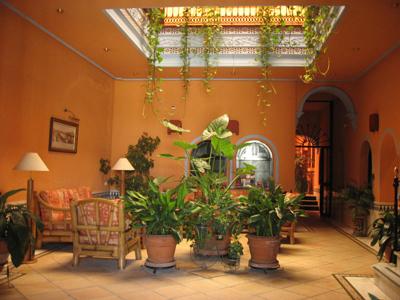 BONO DE 2 NOCHES EN<br /> EL HOTEL PATIO DE LA ALAMEDA<br /> DE SEVILLA